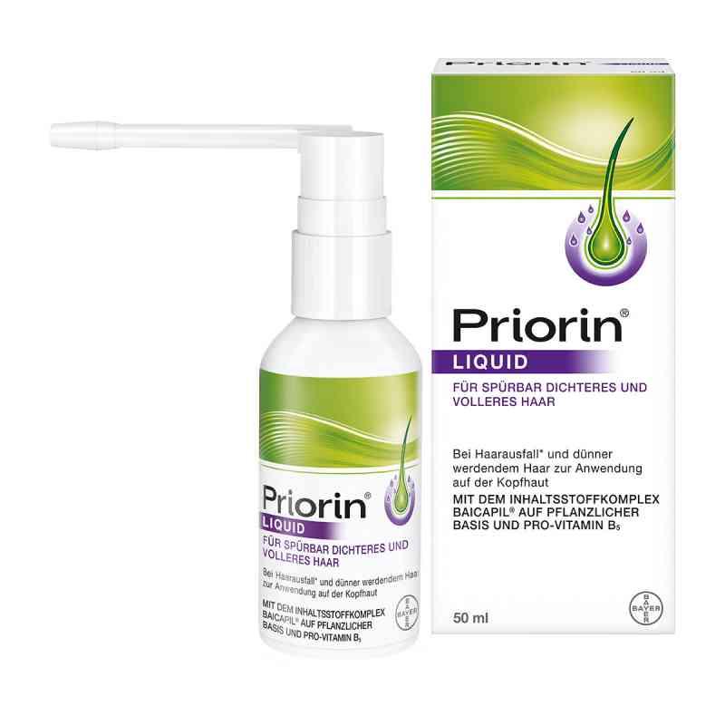 Priorin Liquid Pumplösung bei Haarausfall  bei deutscheinternetapotheke.de bestellen