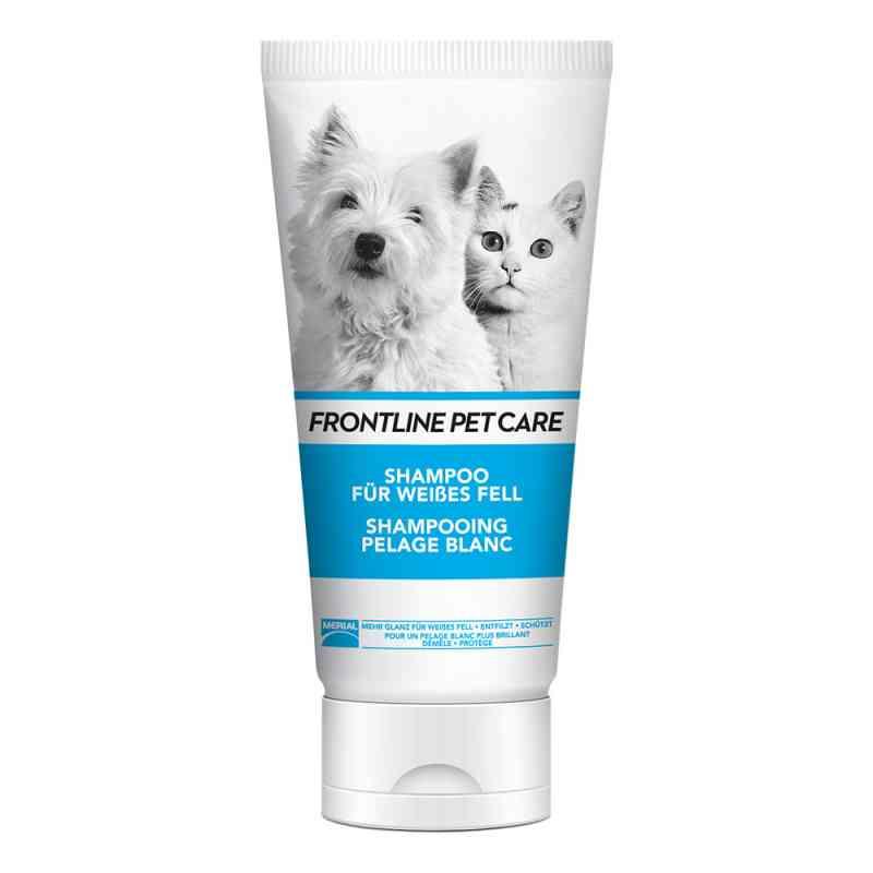 Frontline Pet Care Shampoo für weisses Fell veterinär   bei deutscheinternetapotheke.de bestellen