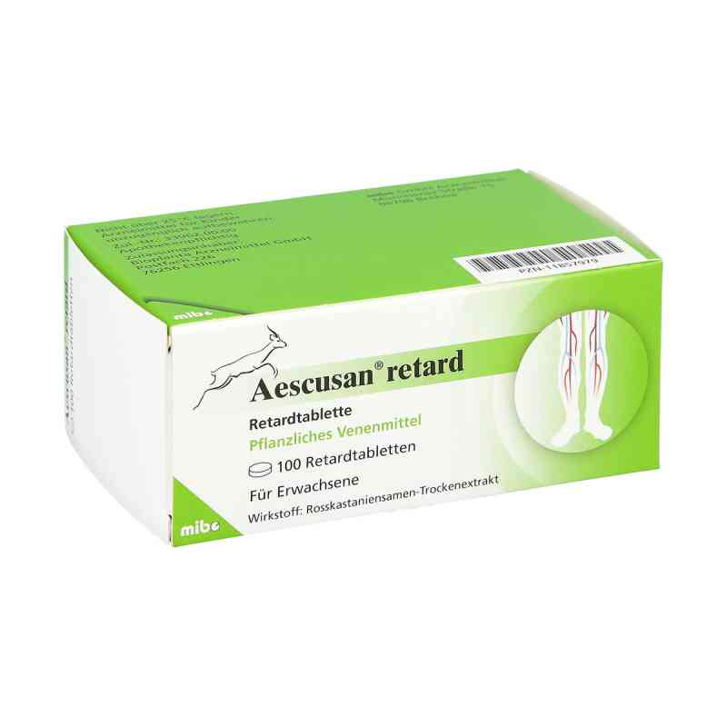 Aescusan retard  bei deutscheinternetapotheke.de bestellen
