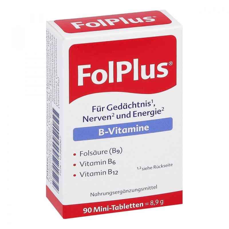 Folplus Filmtabletten  bei deutscheinternetapotheke.de bestellen