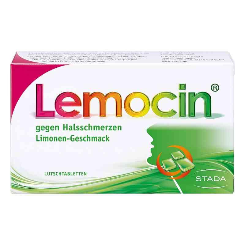 Lemocin gegen Halsschmerzen  bei deutscheinternetapotheke.de bestellen
