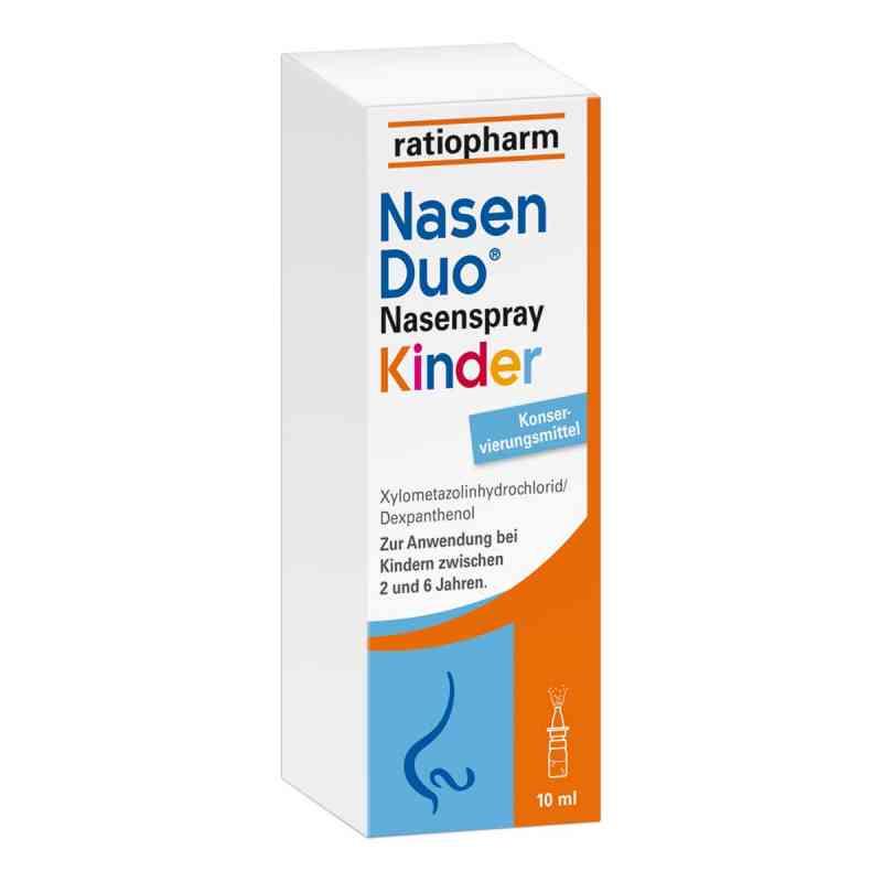 Nasenduo Nasenspray Kinder  bei deutscheinternetapotheke.de bestellen