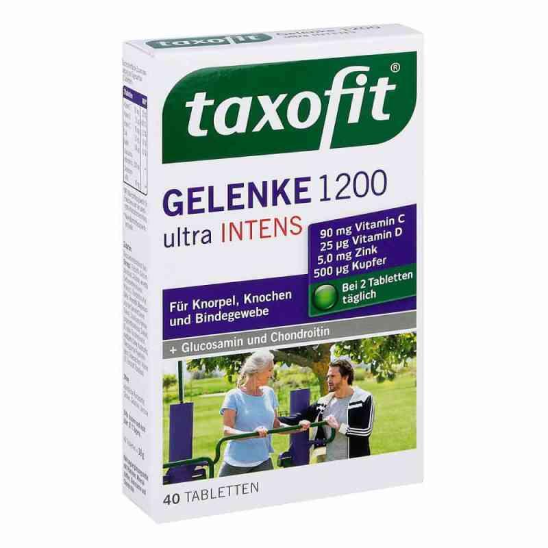 Taxofit Gelenke 1200 ultra intens Tabletten  bei deutscheinternetapotheke.de bestellen
