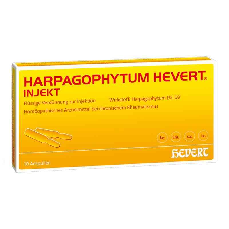 Harpagophytum Hevert injekt Ampullen  bei deutscheinternetapotheke.de bestellen