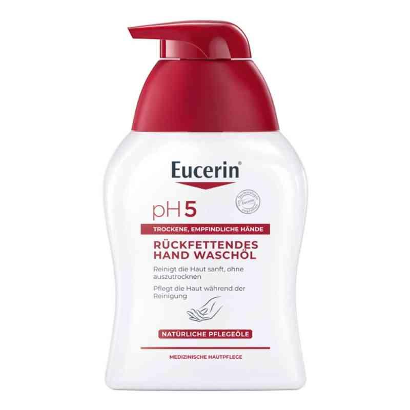 Eucerin pH5 Hand Wasch öl empfindliche Haut  bei deutscheinternetapotheke.de bestellen