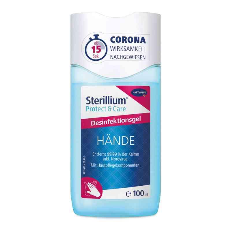 Sterillium Protect & Care Hände Gel  bei deutscheinternetapotheke.de bestellen