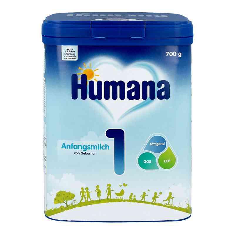 Humana Anfangsmilch 1 Pulver  bei deutscheinternetapotheke.de bestellen