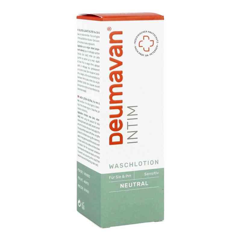 Deumavan Waschlotion sensitiv neutral  bei deutscheinternetapotheke.de bestellen