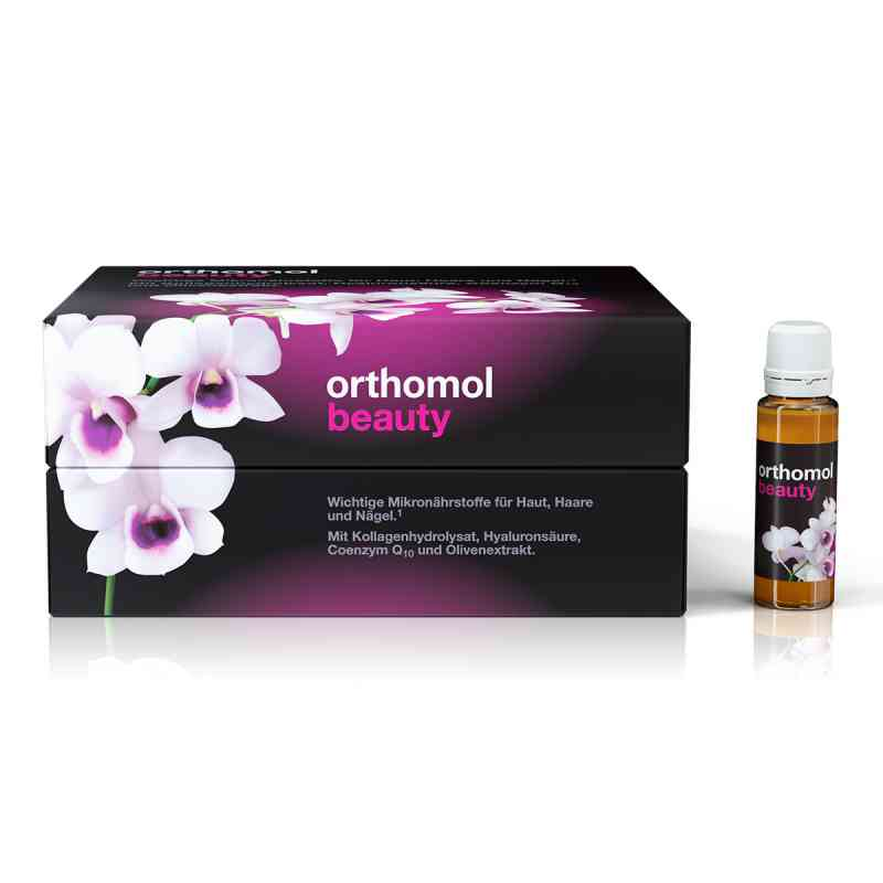 Orthomol beauty Trinkampullen  bei deutscheinternetapotheke.de bestellen