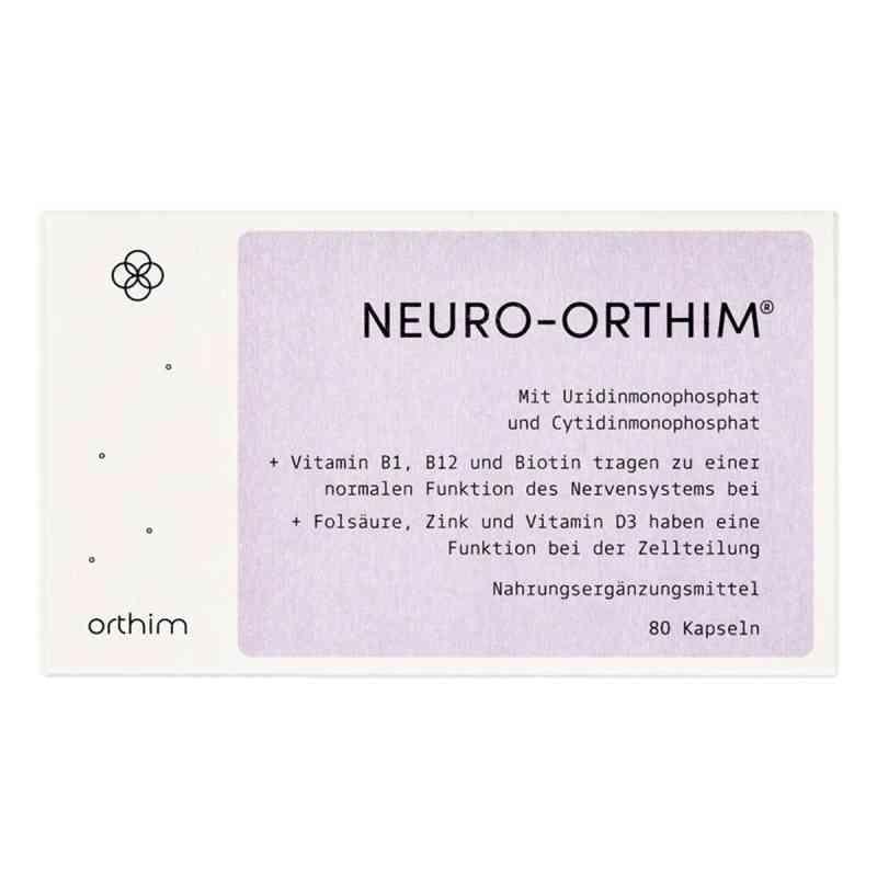Neuro-orthim Kapseln  bei deutscheinternetapotheke.de bestellen