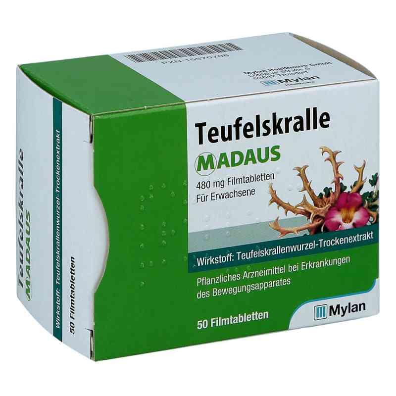 Teufelskralle Madaus Filmtabletten  bei deutscheinternetapotheke.de bestellen