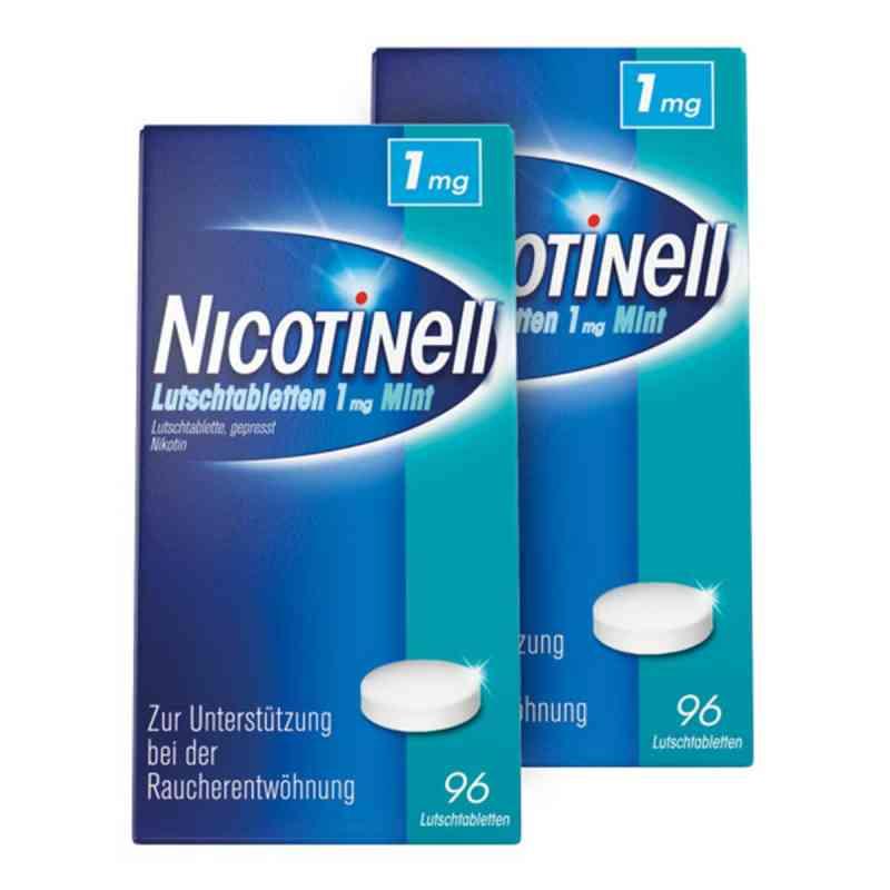 Nicotinell Lutschtabletten 1 mg Mint  bei deutscheinternetapotheke.de bestellen