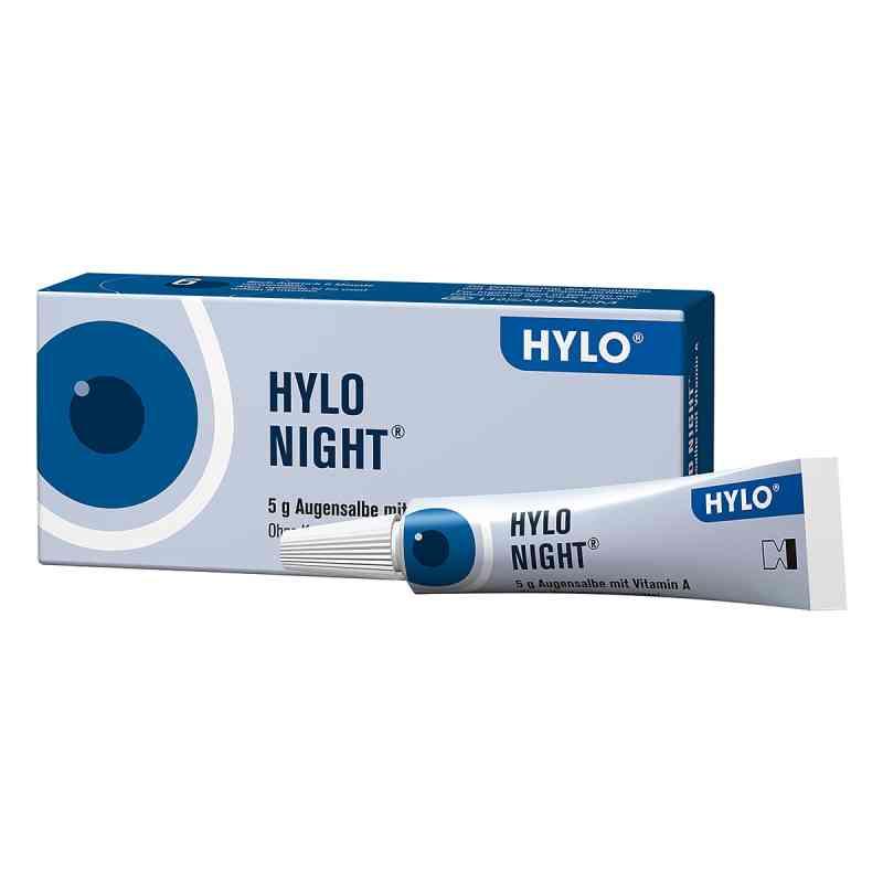 Hylo Night Augensalbe  bei deutscheinternetapotheke.de bestellen
