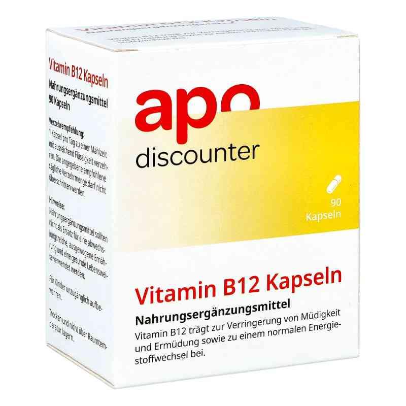 Vitamin B12 Kapseln von apo-discounter  bei deutscheinternetapotheke.de bestellen