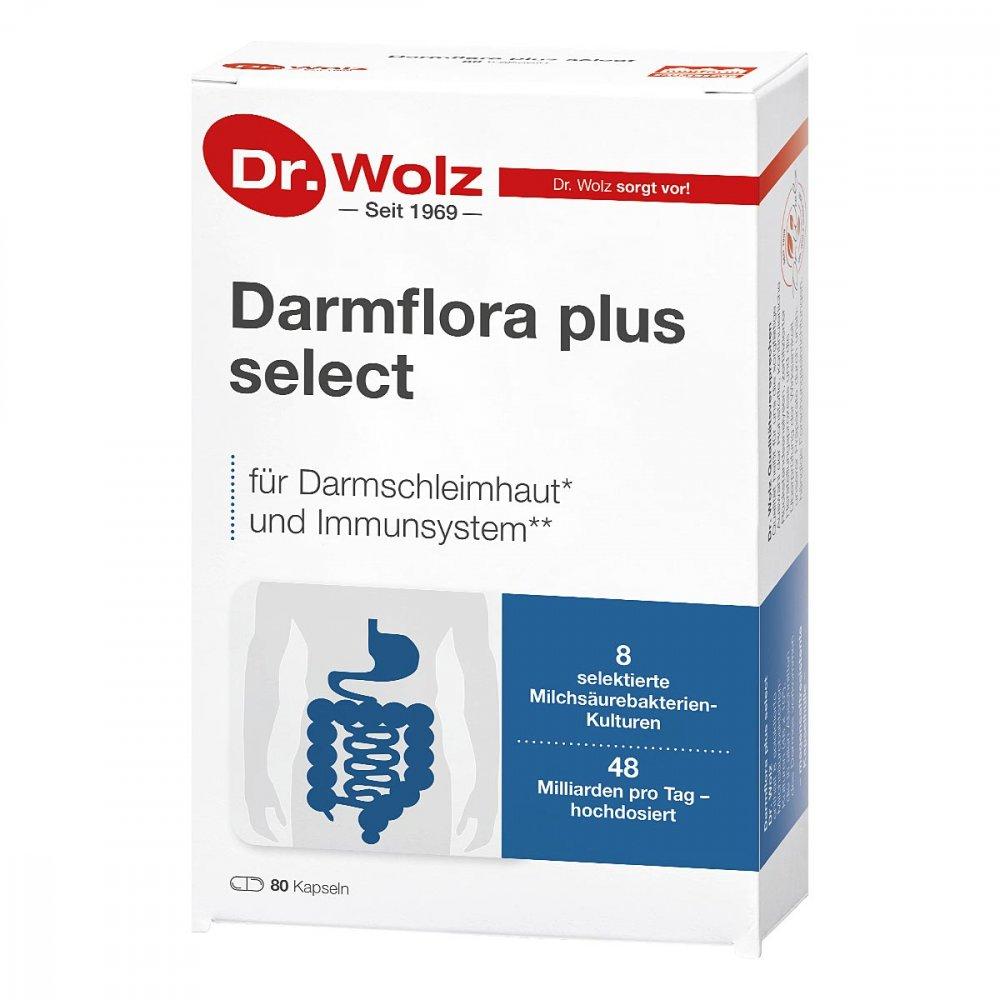 Darmflora Plus Select Kapseln 80 Stk