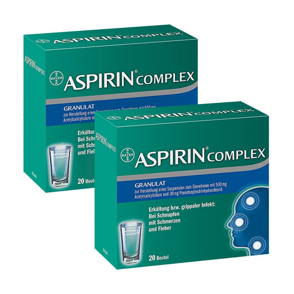 Ibuprofen Und Aspirin Complex