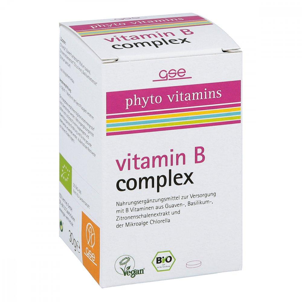 Multivitamin Tabletten