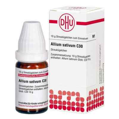 Allium Sativum C 30 Globuli  bei deutscheinternetapotheke.de bestellen