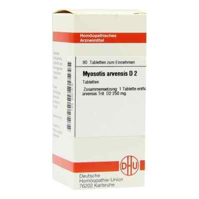 Myosotis Arvensis D 2 Tabletten  bei deutscheinternetapotheke.de bestellen
