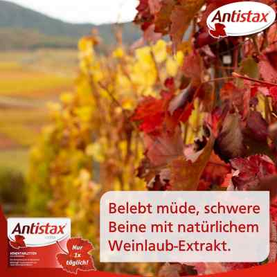 Antistax extra Venentabletten bei Venenleiden  bei deutscheinternetapotheke.de bestellen