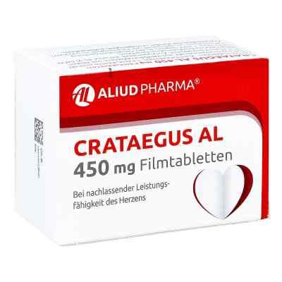 Crataegus AL 450mg  bei deutscheinternetapotheke.de bestellen