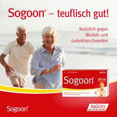 Sogoon - mit Teufelskralle  bei deutscheinternetapotheke.de bestellen