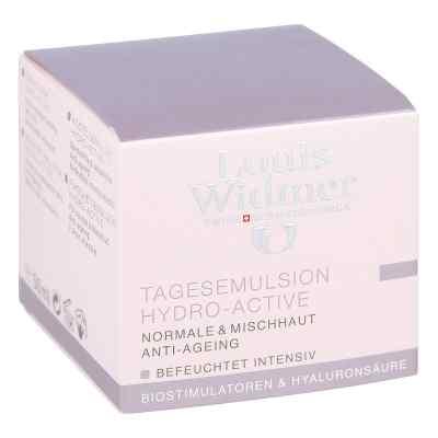 Widmer Tagesemulsion Hydro-active leicht parfüm.  bei deutscheinternetapotheke.de bestellen