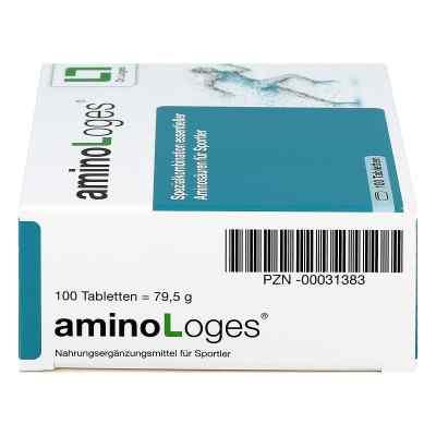 Amino Loges Tabletten  bei deutscheinternetapotheke.de bestellen