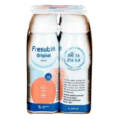 Fresubin Original Drink Pfirsich Trinkflasche  bei deutscheinternetapotheke.de bestellen