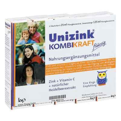 Unizink Kombikraft  bei deutscheinternetapotheke.de bestellen