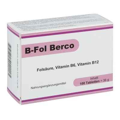 B Fol Berco Tabletten  bei deutscheinternetapotheke.de bestellen