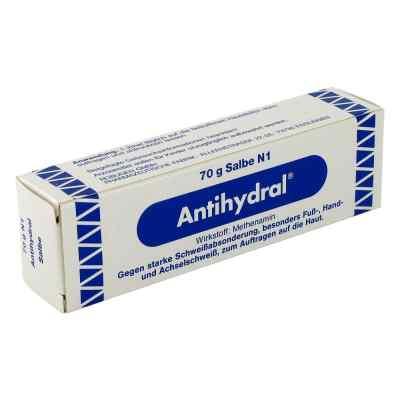 Antihydral Salbe  bei deutscheinternetapotheke.de bestellen