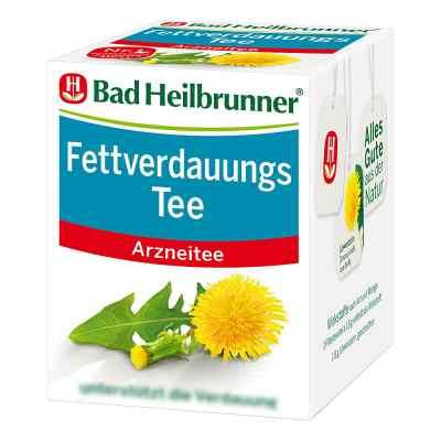 Bad Heilbrunner Tee Fettverdauung Filterbeutel  bei deutscheinternetapotheke.de bestellen
