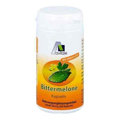 Bittermelone Kapseln 500 mg  bei deutscheinternetapotheke.de bestellen