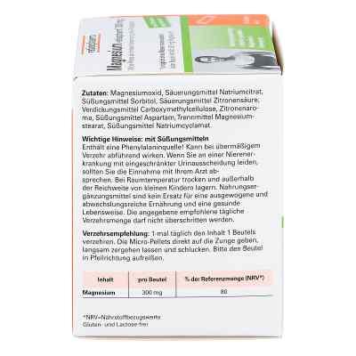 Magnesium Ratiopharm 300 mg Micro Pell.m.gran.  bei deutscheinternetapotheke.de bestellen