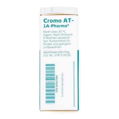Cromo AT-1A Pharma  bei deutscheinternetapotheke.de bestellen