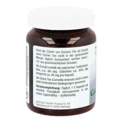 Grüner Tee Extrakt amerigo 200 mg Kapseln  bei deutscheinternetapotheke.de bestellen