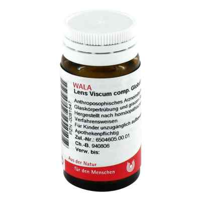 Lens Viscum compositus  Globuli Velati  bei deutscheinternetapotheke.de bestellen