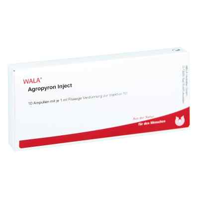 Agropyron Inject Ampullen  bei deutscheinternetapotheke.de bestellen