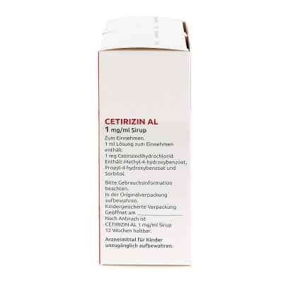 Cetirizin AL 1mg/ml  bei deutscheinternetapotheke.de bestellen