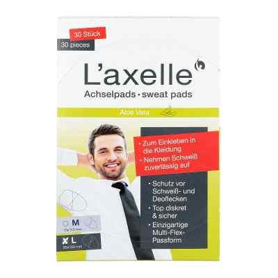 Laxelle Achselpads mit Aloe Vera Größe l  bei deutscheinternetapotheke.de bestellen