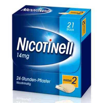 Nicotinell 14 mg (ehemals 35 mg) 24-Stunden-Pflaster  bei deutscheinternetapotheke.de bestellen
