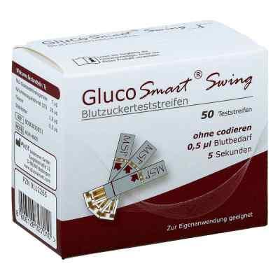 Glucosmart Swing Blutzuckerteststreifen  bei deutscheinternetapotheke.de bestellen
