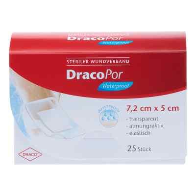 Dracopor waterproof Wundverband steril 5x7,2cm  bei deutscheinternetapotheke.de bestellen