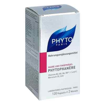 Phytophanere Nahrungsergänzung Haare+nägel Kapseln  bei deutscheinternetapotheke.de bestellen