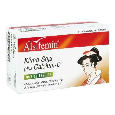 Alsifemin Klima Soja+calcium+d3 Tabletten  bei deutscheinternetapotheke.de bestellen