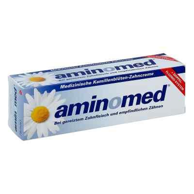 Amin O Med Fluorid Kamille Zahnpasta  bei deutscheinternetapotheke.de bestellen