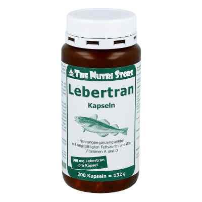Lebertran 500 mg Kapseln  bei deutscheinternetapotheke.de bestellen