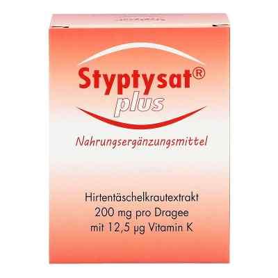 Styptysat plus Dragees  bei deutscheinternetapotheke.de bestellen