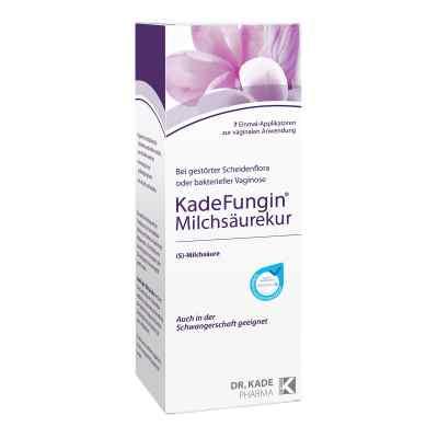 Kadefungin Milchsäurekur Gel Einmalapplikatoren  bei deutscheinternetapotheke.de bestellen